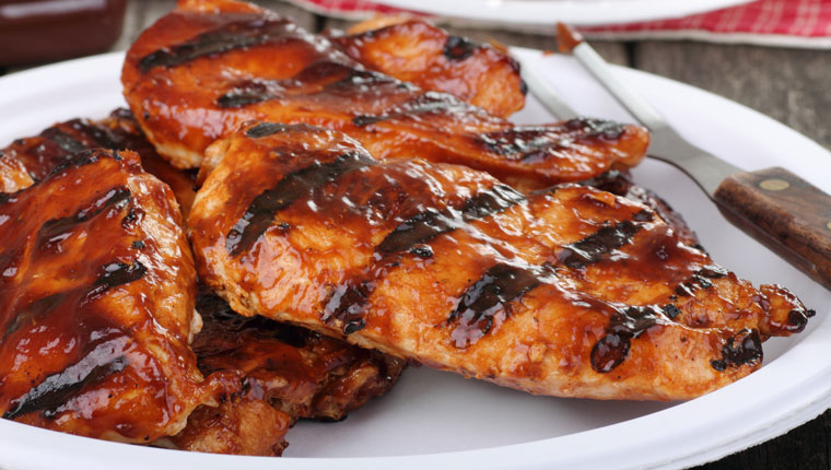 Peri Peri Grilled Chicken Breast