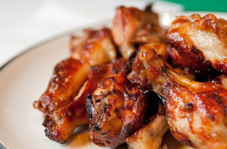 Spicy Southern BBQ Chicken Wings